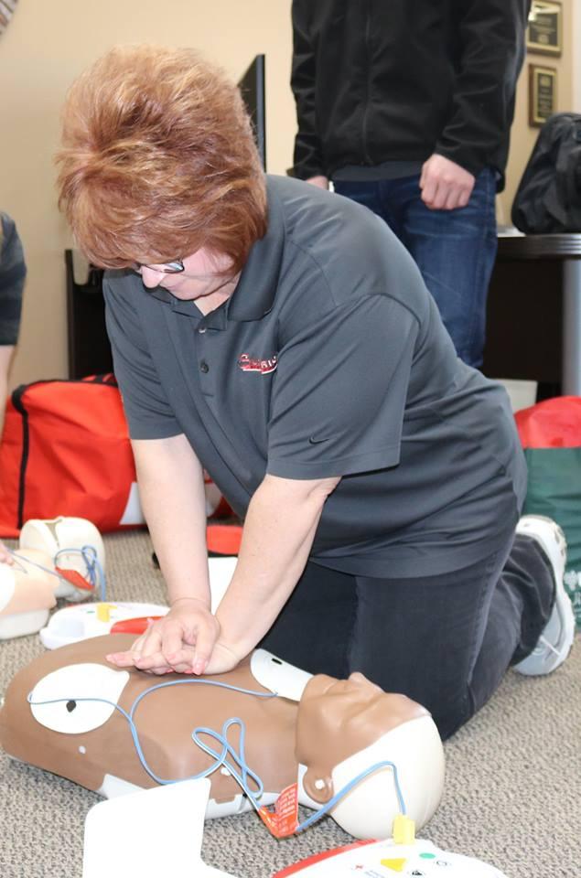 Staff CPR 2