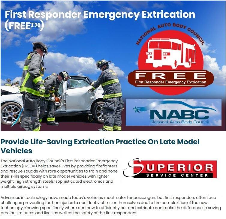 first responder extraction