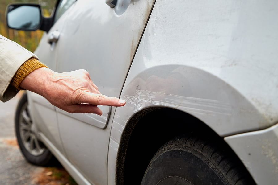 Scratches, Dings, and Dents? No Problem. We Can Fix Them.