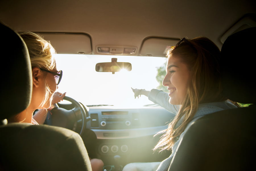 Preparing Your Teen Driver in the Event of a Car Accident