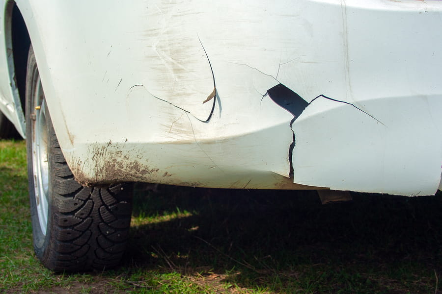 Why It's Important to Get Your Bumper Fixed